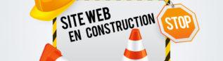 Votre nouveau site est en construction