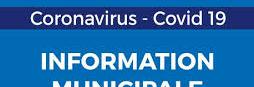 Épidémie COVID-19 – Réouverture progressive des services